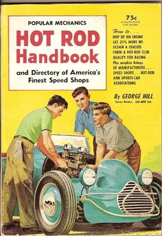 The Hot Rod Handbook Shop - The Garage Journal Board