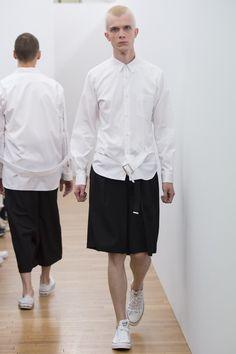 Comme des Garçons Shirt, Look #39