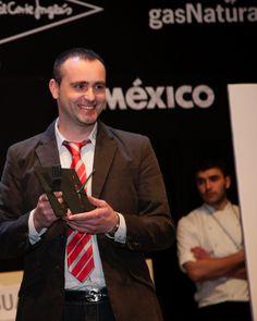 Rodrigo de la Calle. Cocinero Revelación 2009 #Madridfusion
