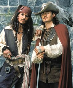 @instylemag  | #OrlandoBloom, who did not appear in the fourth film, On Stranger Tides, will team back up with everyone's favorite pirate Johnny Depp (aka Captain Jack Sparrow) on the high seas. No word yet if fellow alum Keira Knightley will be back as Elizabeth Swann, but with Bloom returning, we can't help but cross our fingers for a full reunion.  Orlando Bloom officially joins Pirates of the Caribbean 5: http://trib.al/z7dW2gO