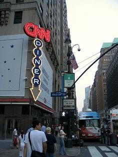 CNN Diner