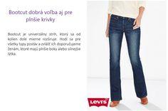 Neviete sa rozhodnúť, ktorý model džínsov je pre vás ten pravý? Ponúkame Vám malý návod, ako sa rýchlo zorientovať v súčasnej ponuke džínsov.