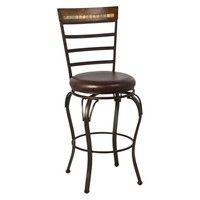 Hillsdale Westridge Swivel Bar Stool | Bedplanet.com | Bedplanet