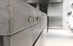The Concrete Kitchen byMartin Steininger has been recently awarded the prestigious RedDot design award. The designer used ultra-thin8 mm concret...
