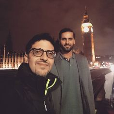#London #UK - August 2015 with @saifalhaddashi by allaallawati