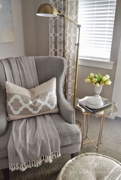 Sita Montgomery Interiors: My Master Bedroom Refresh Reveal | Sita Montgomery Interiors - Portfolio | Master Bedrooms, Masters and Bedrooms