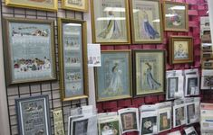 and Company Counted Cross Stitch & Picture Framing, Blue Springs, MO Needlework Shops, Cross Stitch Supplies, Cross Stitch Pictures, Blue Springs, Counting, Jackson, Gallery Wall, Frame, Picture Frame