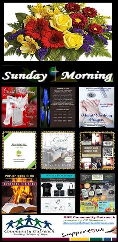 ✞ Sunday Morning ❤ Power Pack for People on the Go! ✍ Open 24/7 Bridges Of Hope, Facebook Likes, Sunday Morning, Blessing, It Hurts, Community, Teaching, Group, Board