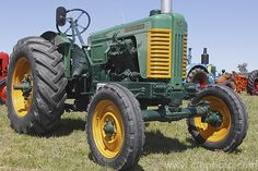A 1950 Turner 'Yeoman of England' This rather ill-fated tractor was produced in three marks from and although quite a sound and advanced design was plagued by engine reliability problems and consequently had poor sales. Case Ih Tractors, John Deere Tractors, Agriculture, Farming, Mahindra Tractor, Tractor Pictures, Minneapolis Moline, Harvest Farm, Strollers