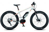 2016 KTM Macina Freeze 26 11 CX5 E-Bike - Fatbike mit Riesenreichweite