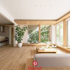 20 Japanese House Ornament in the Living Area - Tanzania Home Ideas Japanese Interior Design, Home Interior Design, Interior Architecture, Exterior Design, Minimalist Interior, Minimalist Home, Minimalist Bedroom, Living Room Interior, Home Living Room