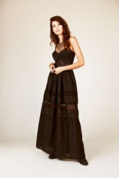 Free People Womens Jill's Limited Edition Bustier Dress