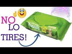 NO TIRES ESTO! MANUALIDADES RECICLADAS - YouTube