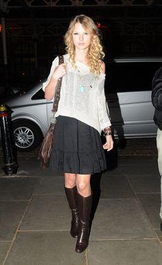 Taylor Swift Fashion Style: Photo