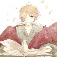 Natsume Takashi - Natsume Yuujinchou (Natsume's Book of Friends). Manga Anime, Anime Art, Natsume Takashi, Hotarubi No Mori, Manga Cute, Natsume Yuujinchou, Ghibli Movies, Anime Kawaii, Manga Games