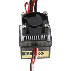 High #voltage 320a 7.2v-16v  esc #brushed speed controller for rc car #truck boat,  View more on the LINK: 	http://www.zeppy.io/product/gb/2/262621378414/