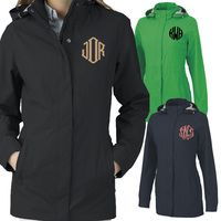Monogrammed Ladies' LOGAN  Jacket - 1 or 2 Monograms - FREE SHIP
