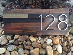 3 digit offset!  Visit Etsy to place your order.   https://www.etsy.com/listing/180913029/hand-made-reclaimed-wood-home-address?ga_search_type=all&ga_view_type=gallery