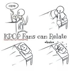 kekeke all of us fangulls could totally relate neh?? keke