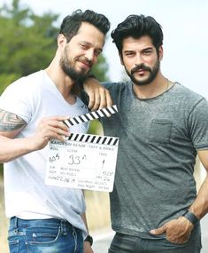 Burak Özçivit and Murat Boz