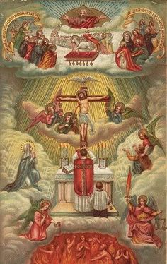 Novena for the Holy Souls in Purgatory: October 24 - November O most gentle Heart of Jesus, ever present in the Blessed Sacrament,. Catholic Mass, Catholic Religion, Catholic Priest, Catholic Saints, Roman Catholic, Catholic Herald, Catholic Wallpaper, Catholic Pictures, Les Religions