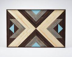 Wood Wall Art Bundle  Set of White Star by RoamingRootsWoodwork