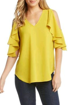 58 Shirts Blouses To Inspire Every Girl - Daily Fashion Outfits Blouse Styles, Blouse Designs, Modest Fashion, Fashion Dresses, Mode Abaya, Sleeves Designs For Dresses, Shirt Bluse, Dress Patterns, Latest Fashion Trends