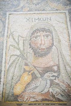 Winter, Roman Villa near Argos, Argos Museum.