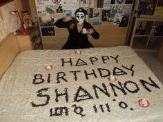 Happy B-Day Shannon Leto 2014