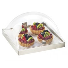 Square Stainless Steel Cold Sampler