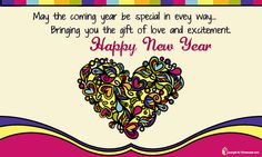 May the coming year be special in every way. Happy New Year 2013......