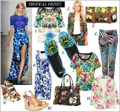 Tropical Fashion