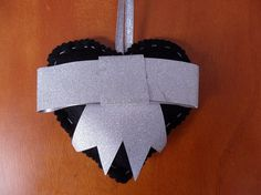 Heart/Bow Moidle Filled with heart health by MichellesMoidles, £5.00