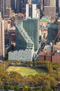 Clinton Park | TEN Arquitectos | New York