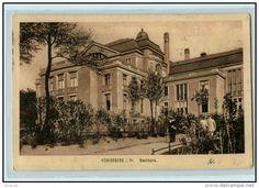 Ostpreussen - T2246/ Ostpreußen Königsberg Stadthalle 1918 AK