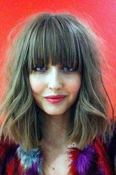 Mach mal halblang! Die neuen Frisuren für mittellanges Haar