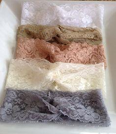 Pick Any 2 Baby Turban Headband Lace Turban by MiShaMeDesigns