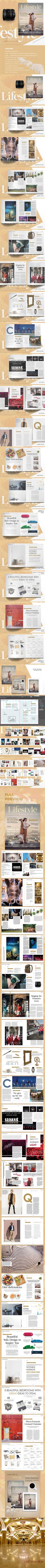 380 Best Top Magazine Templates images in 2018