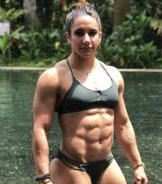 Beautiful Dark Skinned Women, Crossfit Women, Abs Women, Beautiful Athletes, Muscular Women, Strong Girls, Muscle Girls, Butt Workout, Female Bodybuilding