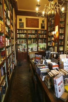 Faulkner House Books; French Quarter.  Perfect place to spend a rainy day - or any other for that matter.