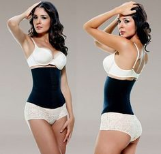Postpartum Waist Cincher Girdle.  Vedette Valerie 103.  In black or nude.  Free Shipping #shapewear #newmom