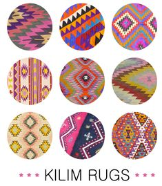 I LOVE Turkish Kilim Rugs {read more - click on pic} @ItsOverflowing.com