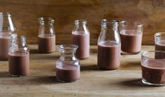 Taste Test: 9 Brands of Commercially-Produced Chocolate Milk from Chuckie, Chocolait, Moo, and More - Pepper. Manila, Cooking Tips, Philippines, Cravings, Panna Cotta, Treats, Stuffed Peppers, Chocolate, Sweet
