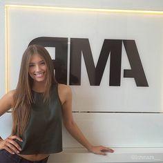 At PMA today ☀️ @pma_models