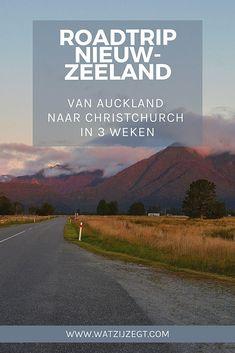 Droom jij ook van een rondreis door Nieuw-Zeeland? Ik deel onze drieweekse reisroute van Auckland naar Christchurch en geef je een paar praktische tips én plekken die je niet mag missen!