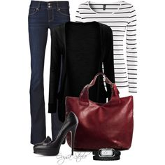 Casual Outfits | Seeing Red