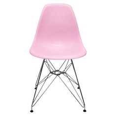 AEON Paris Molded Plastic Dining Chair (Set of 2) $153 at Target