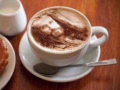 Latte Art: Thorin