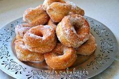 Rosquillas fritas | Comparte Recetas