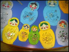Rusya-Okul öncesi eğitim : MİNİ GÜNCE